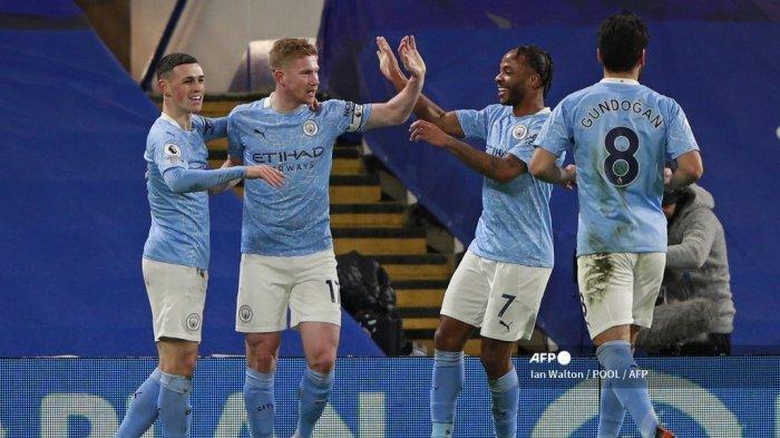 Prediksi Manchester City vs Brighton, Skuat Pincang The Citizen Bidik 7 Kemenangan Beruntun