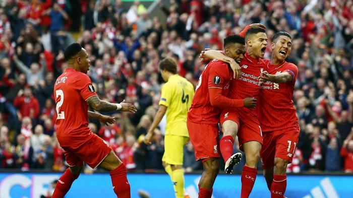 Striker Legendaris Inggris Puji Trio Penyerang Liverpool