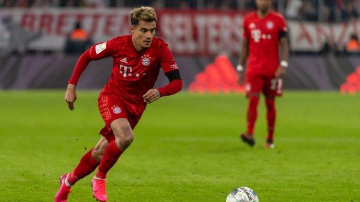 Bayern Muenchen Bakal Potong Gaji Pemain, Philippe Coutinho Pasrah