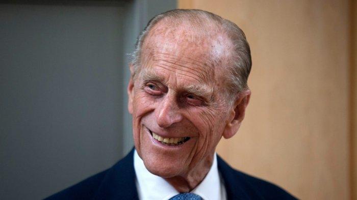 PROFIL Pangeran Philip, Suami Ratu Elizabeth II, Meninggal Dunia Hari Ini di Usia 99 Tahun