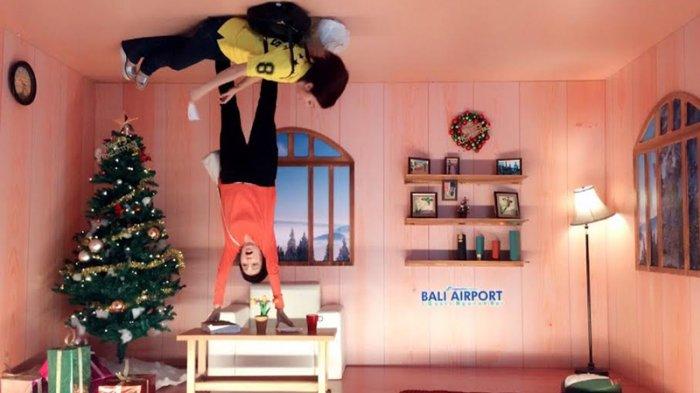 Penumpang Internasional di Bandara Ngurah Rai Turun di Hari Natal