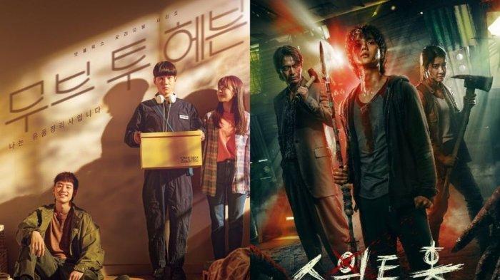 Move To Heaven dan Sweet Home, Drama Korea yang Raih ACA di BIFF 2021