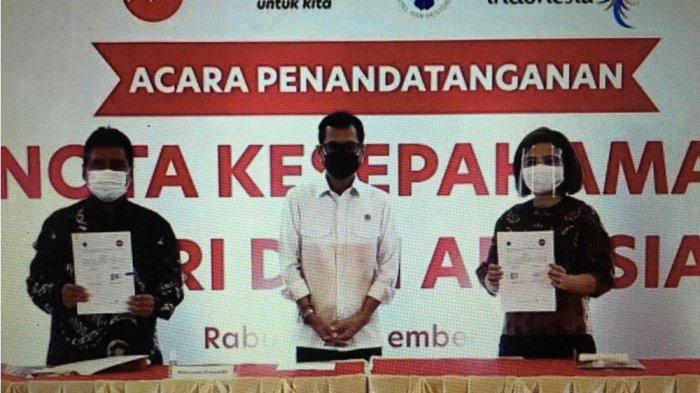 AirAsia Gandeng PHRI Tawarkan Paket Terbang dan Hotel Murah
