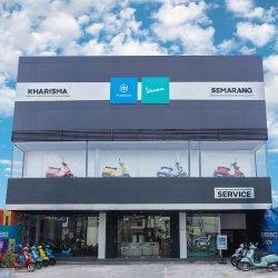 Perluas Jangkauan, Piaggio Indonesia Buka Dealer Premium di Semarang