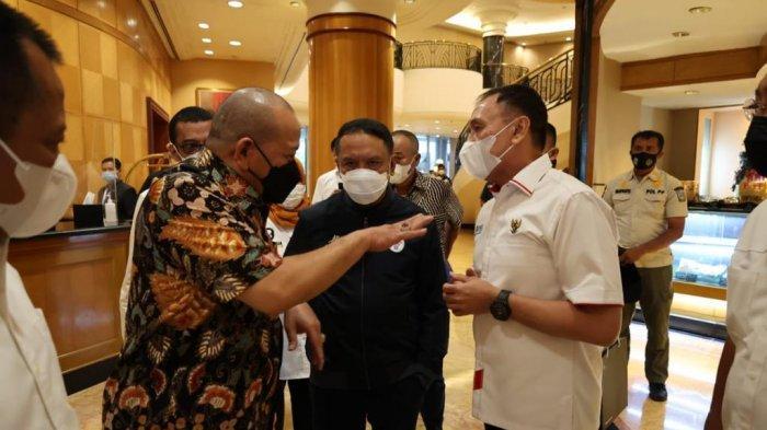 Ketua DPD RI Sebut Masyarakat Merindukan Liga Indonesia