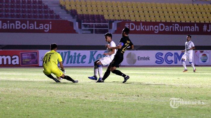 KLASEMEN AKHIR Grup A Piala Menpora 2021: PSIS dan Barito Lolos 8 Besar, Arema FC Jadi Juru Kunci