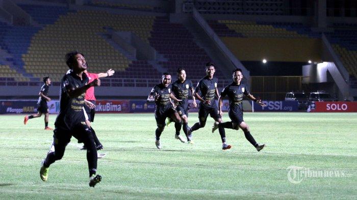 PSIS Lolos ke Perempatfinal Piala Menpora, Kado Ulang Tahun Emas ke-50 Walikota Semarang