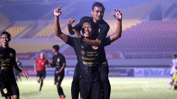 Bisa Bungkam Arema FC, Pelatih PSIS Semarang Bahagia Bisa Beri Panggung ke Para Pemain Muda