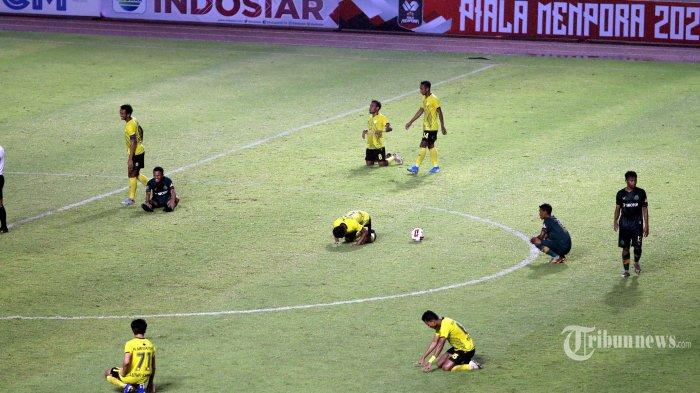 Barito Putera Siap Tempur Demi Tiket Semifinal, Djanur: Kalahkan Persija Bukan Hal yang Mustahil
