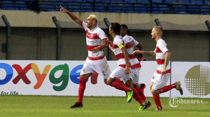 JADWAL Live Streaming Piala Menpora Persik vs Madura United di Indosiar