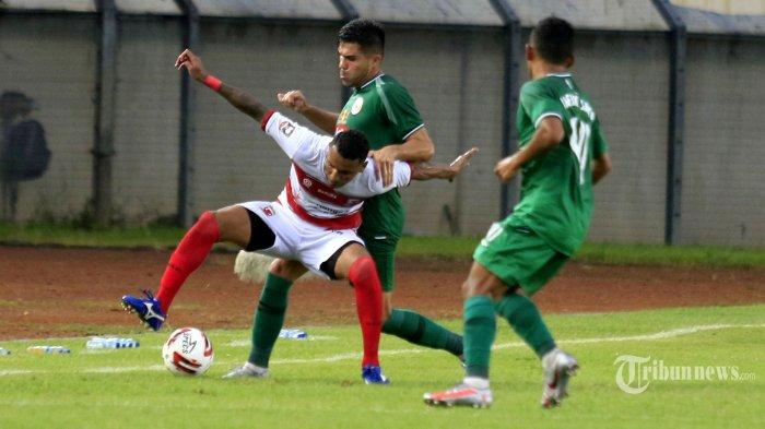 Hasil Akhir PS Sleman vs Persela, Diwarnai Kartu Merah & Gagal Penalti, Elang Jawa Gagal Menang