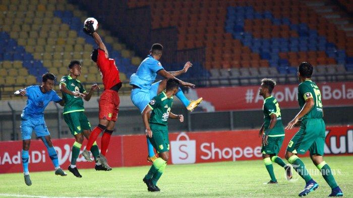 PREDIKSI Persib vs Persebaya Piala Menpora - Haram Bertahan, Bajul Ijo Bakal Ngosek demi Semifinal