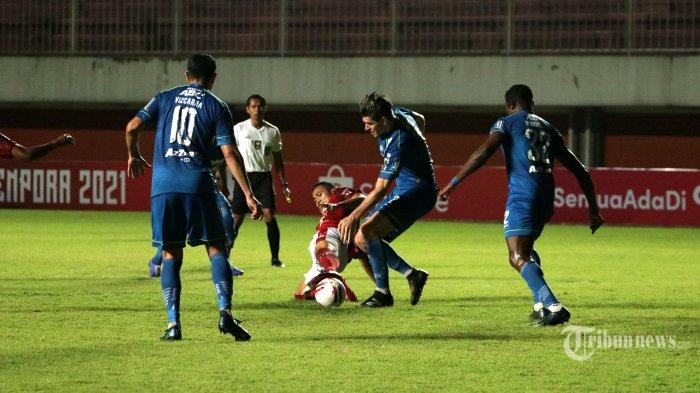 NONTON Live Streaming Persib Bandung vs Persiraja Piala Menpora 2021, Link Indosiar Ada di Sini