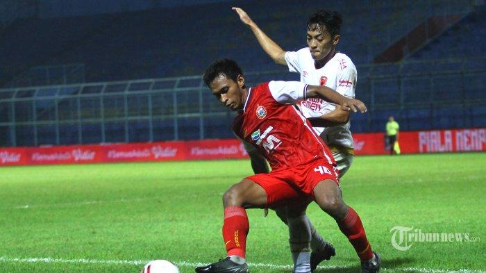 HASIL Babak Pertama PSM Makassar vs Persija Jakarta: Hujan Kartu Kuning, Skor Imbang Tanpa Gol