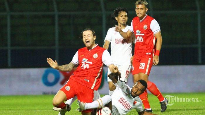 JADWAL Tayang Semifinal Piala Menpora: PSM vs Persija, Misi Revans Macan Kemayoran, Live Indosiar