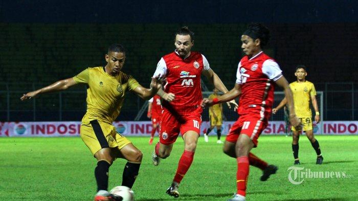 LINK Live Streaming Persija vs Barito Putera Piala Menpora 2021 Hari Ini Pukul 18.15 WIB di Indosiar