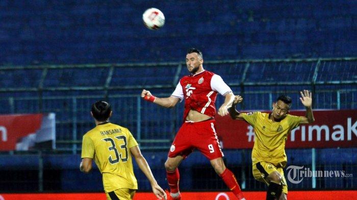 Alasan Khusus Pelatih Persija Cadangkan Marko Simic, Pilih Taufik Hidayat Hadapi Persib