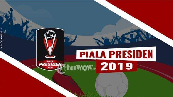 Jadwal Piala Presiden Hari Ini, Bhayangkara vs Semen Padang & Bali United vs Mitra Kukar di Indosiar
