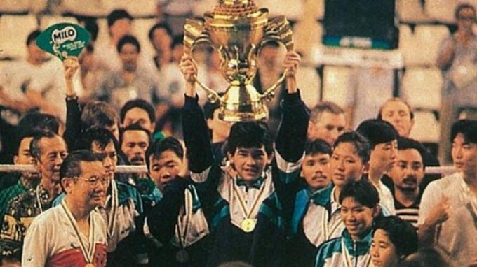 [Kilas Balik Piala Sudirman 1989] Pertama dan Paling Membanggakan