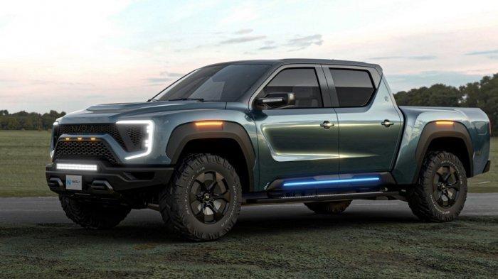 Kolaborasi General Motors dan Startup Nikola Siap Produksi Truk lListrik