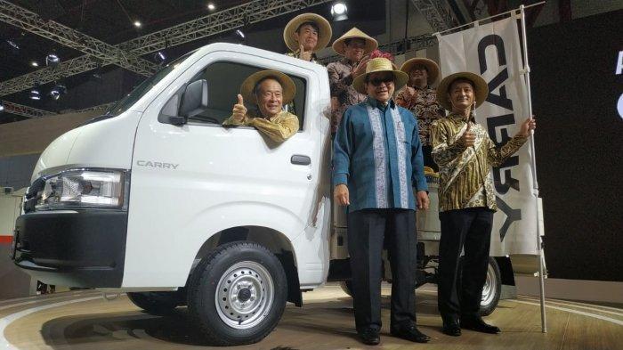 Tanggapan Suzuki Tentang Peluang New Carry Dijadikan Minibus