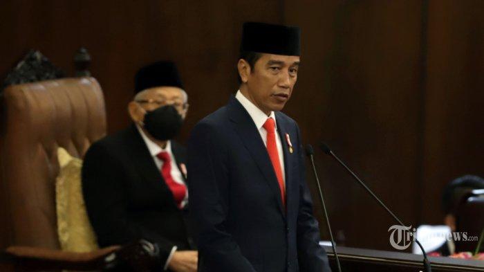 Presiden Targetkan Ekonomi Tumbuh 4,5-5 Persen pada 2021