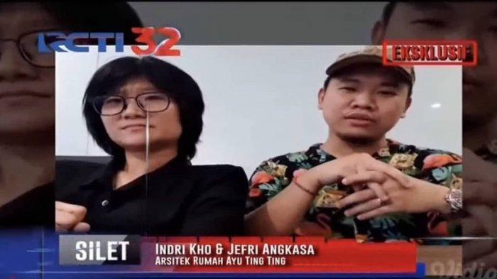 pihak Angkasa Architects, Indri Kho dan Jefri Angkasa membocorkan konsep hunian Ayu Ting Ting.