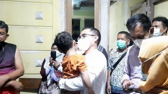 Ibu Angkat Aniaya Bocah 4 Tahun di Tangsel, Korban Luka Lebam, Pelaku Diamankan Polisi