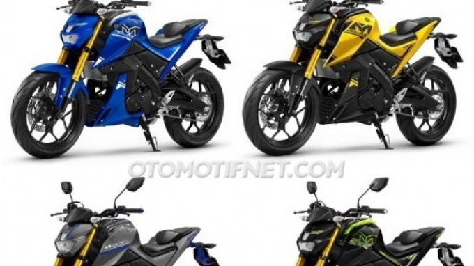 Ini Pilihan Kelir Baru Kembaran Yamaha Xabre