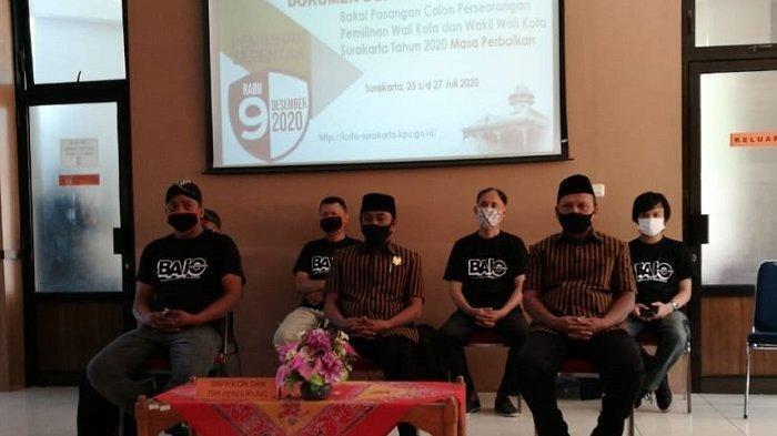 Bagyo Disebut Bentukan Tim Gibran Agar Pilkada Solo Terkesan Demokratis