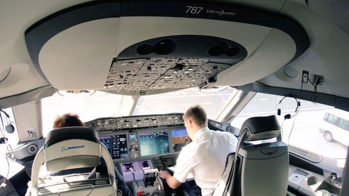 10 Rahasia Penerbangan yang Jarang Diketahui, Termasuk Aturan Jenggot Pilot