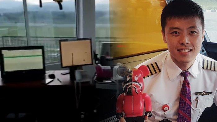 Live di ATC Tower pada Hari Gempa Guncang Palu, Pilot Vincent: Enggak Nyangka Itu Kunjungan Terakhir