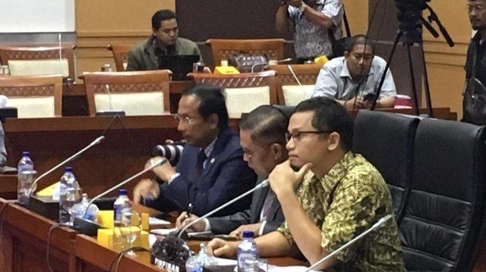 Dicecar DPR soal Perjanjian dengan Pihak Ketiga, Facebook Indonesia Akui Tak Miliki Datanya