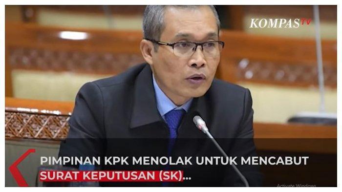 Pimpinan KPK Tolak Pencabutan SK Penonaktifan Pegawai yang Tak Lolos TWK, Ini Alasannya