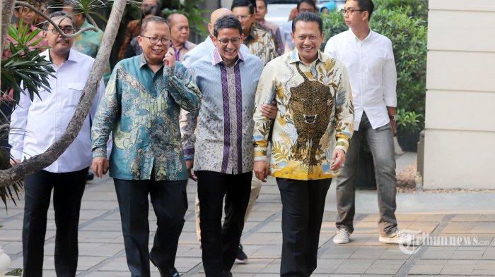 Bamsoet Puji Langkah Safari Politik Prabowo Bertemu Ketum Parpol