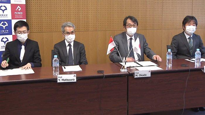 Jepang - Indonesia Kerja Sama terkait Teknologi Rekayasa Genetika Secara Artifisial