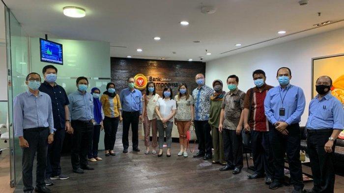 Fintech P to P Danain Lanjutkan Kerjasama Pembiayaan dengan Bank Sahabat Sampoerna