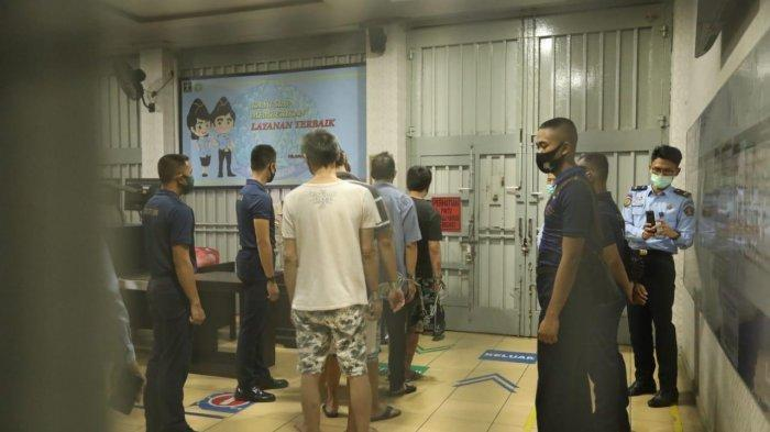 Terancam Hukuman Mati dan Seumur Hidup, 58 Napi Bandar Narkoba Dipindahkan dari Lapas Tangerang