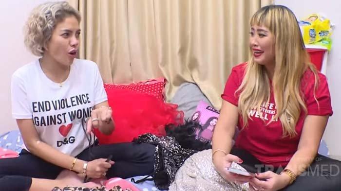 Pinkan Mambo Disebut Sudah Pisah Dengan Suami Mantan Ratu Semprot Nikita Mirzani Kepo Banget Tribunnews Com Mobile