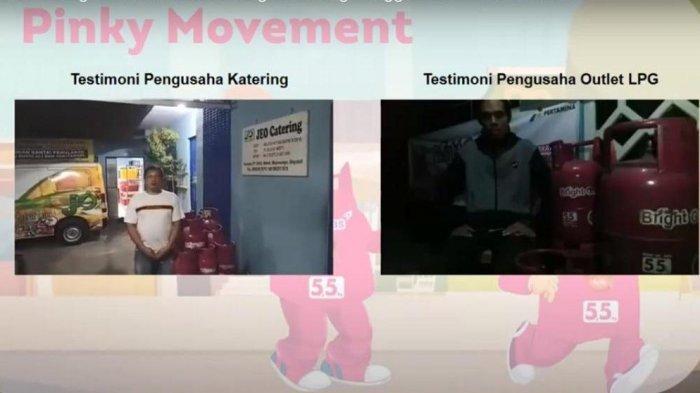 Lewat Pinky Movement, Pertamina Salurkan Rp 44,4 Miliar bagi Ratusan UMKM dan Outlet LPG