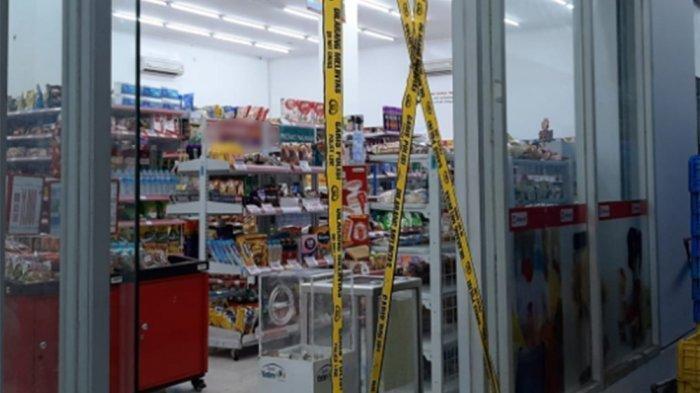 Polisi Belum Tetapkan Tersangka tekait Insiden Balita Tewas Tertimpa Pintu Minimarket di Senen