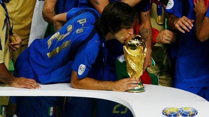 Profil Andrea Pirlo, Maestro Kebanggaan Sepak Bola Italia yang Dijuluki I'Architetto