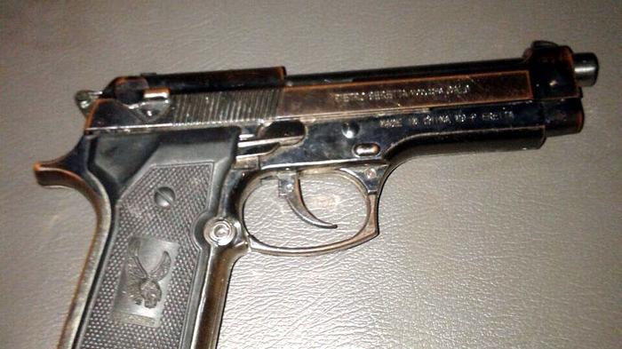 Polisi Buru Pencuri yang Ngaku Aparat dan Tembak Korbannya Pakai Airsoft Gun