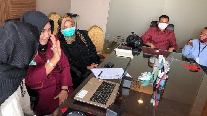 2021 PT Imza Rizky Jaya Group dan Eddie Foundation Ekspor Daging Sapi, Domba, dan Hewan Ternak
