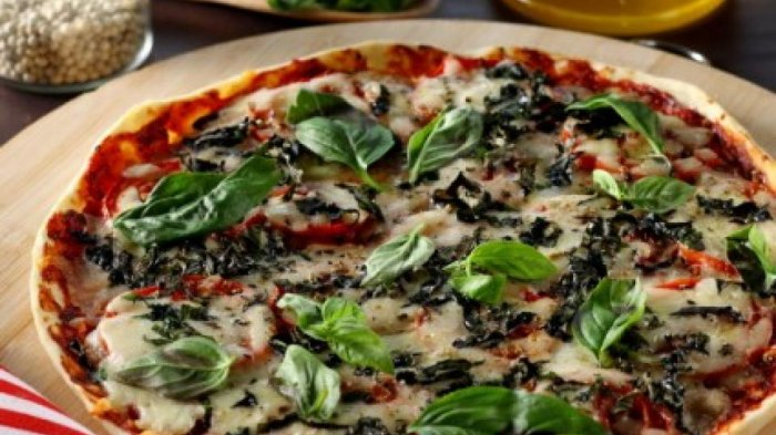 7 Tempat Makan Pizza Home Made Di Bandung Pizza Samyang Sampai Margherita Halaman All Tribunnews Com Mobile