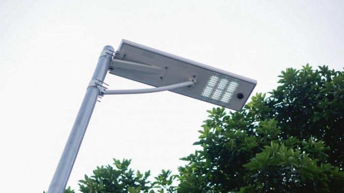 200 Ribu Lampu PJU Bertenaga Surya akan Dipasang di 18 Provinsi