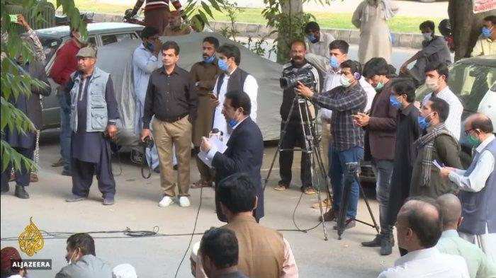 Terjang Wabah demi Kabarkan Peristiwa, Lebih dari 50 Jurnalis Pakistan Terinfeksi Corona