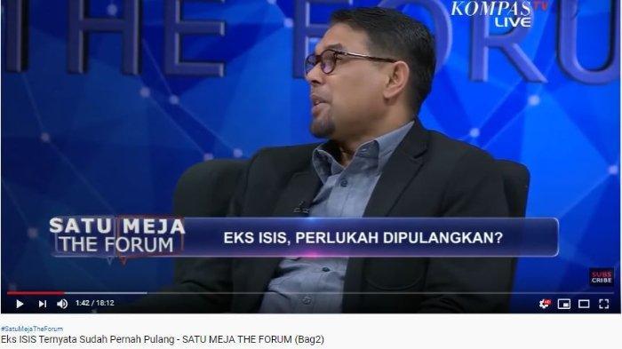 Jokowi Perlu Ratas, PKS Heran: Pulangkan Saja, 50 WNI Eks ISIS Sudah Pernah Dipulangkan Tahun 2016