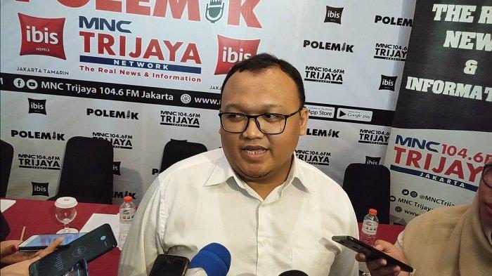 Juru Bicara PKS Muhammad Kholid di kawasan Menteng, Jakarta Pusat, Sabtu (23/11/2019)