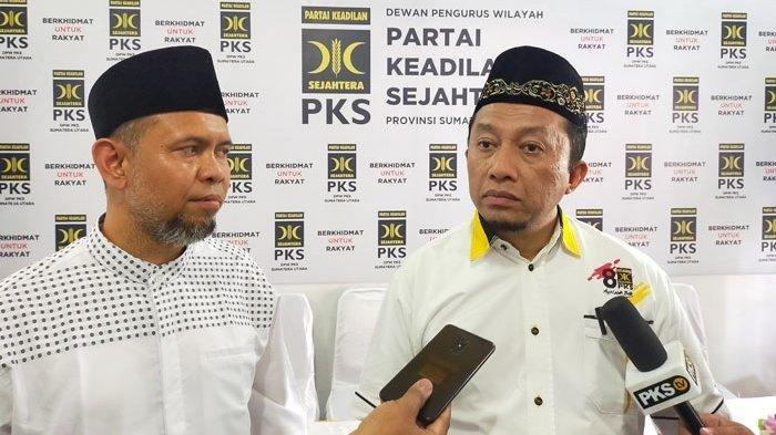 PKS Usung Salman Alfarisi Maju Bakal Calon Wali Kota Medan